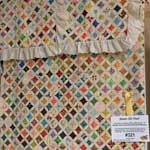 "First Place Large Quilts: ""Sham on You"" by Robbie Ashley, Montague, TX"